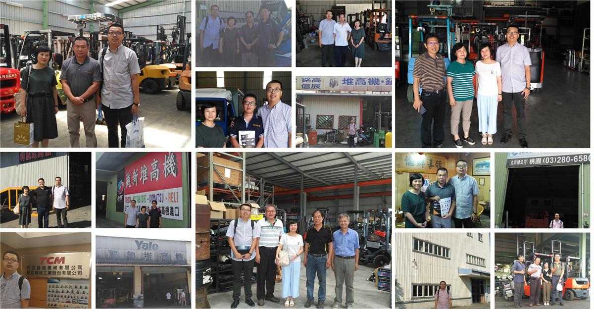 Taiwan Customer Visit