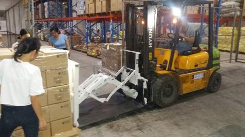 Forklift Pull Push Attachment
